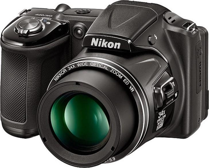 Harga & Spesifikasi Kamera Nikon Coolpix L830 16MP
