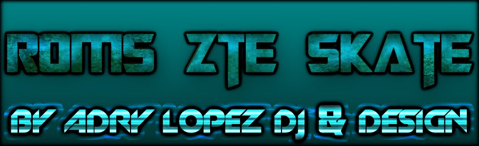 Roms ZTE SKATE / Orange Monte Carlo