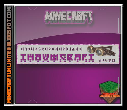 ThaumCraft Mod Minecraft