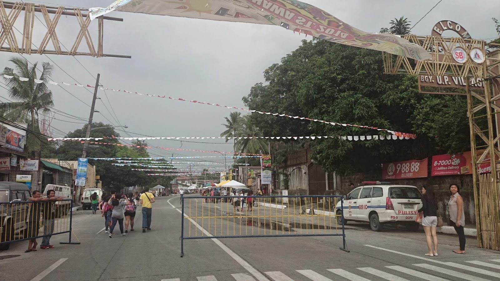 Maginhawa St.