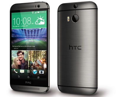 HTC ONE M8s : sedikit make over dari HTC ONE M8