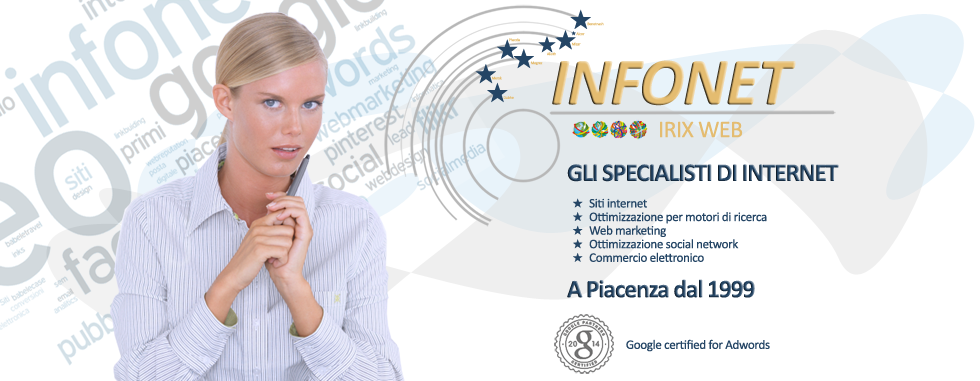 Siti internet a Piacenza