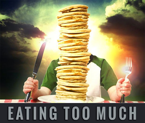 What Islam says about Eating Too Much?