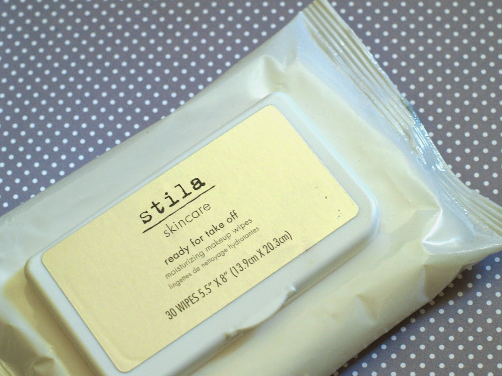 Stila Ready For Take Off Moisturizing Cleansing Cloths