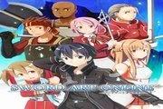 لعبة صور شخصيات انمي فن السيوف اون لاين المتشابهة Sword Art Online Matching