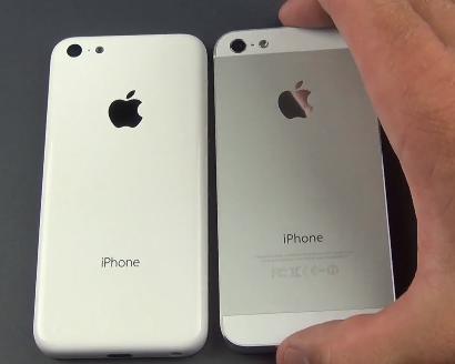 iPhone 低價版影片流出