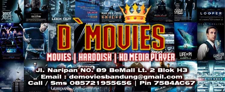 PROMOSI IKLAN ONLINE OCTOPUS Judul Movies DMOVIES 2014