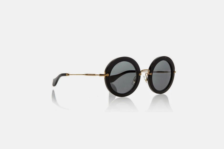 occhiali da sole rotondi rundglasses round sunglasses fashion blogger italiane colorblock by felym blogdi mariafelicia magno occhiali da sole estate 2014 trend occhiali da sole