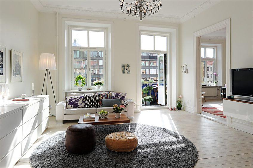 adventurous design quest playful poufs in the living room by alvhem