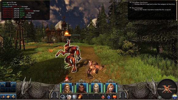 Might and magic legacy mods