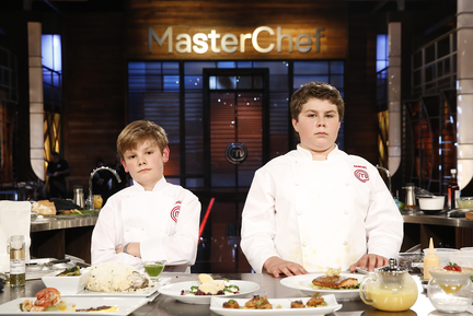 Logan Guleff Winner MasterChef Junior Season 2