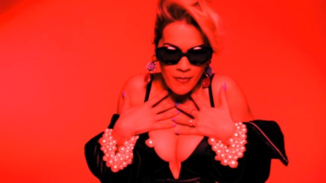 Rita Ora Facemelt