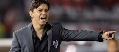 Marcelo Gallardo, River Plate, River, Boca Juniors, Boca, Copa, Copa Libertadores, Libertadores, 2015,