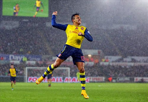 Sanchez: hay nhất ở nơi khốc liệt nhất