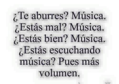 Pues música