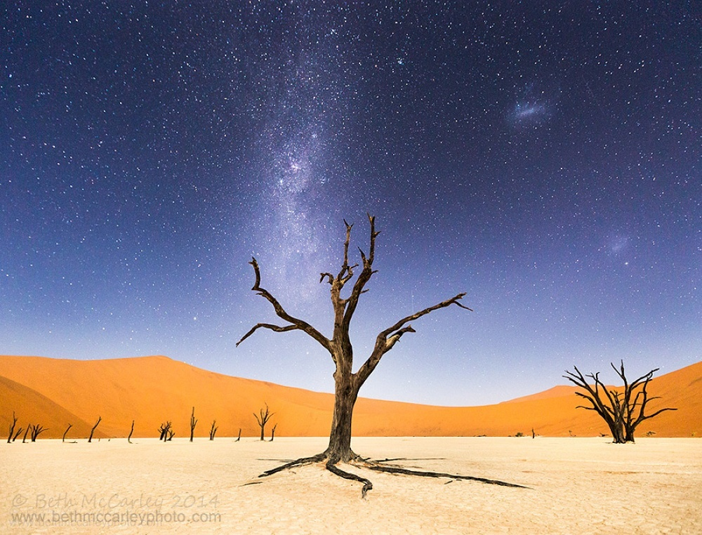 The 100 best photographs ever taken without photoshop - Namib Desert, Africa