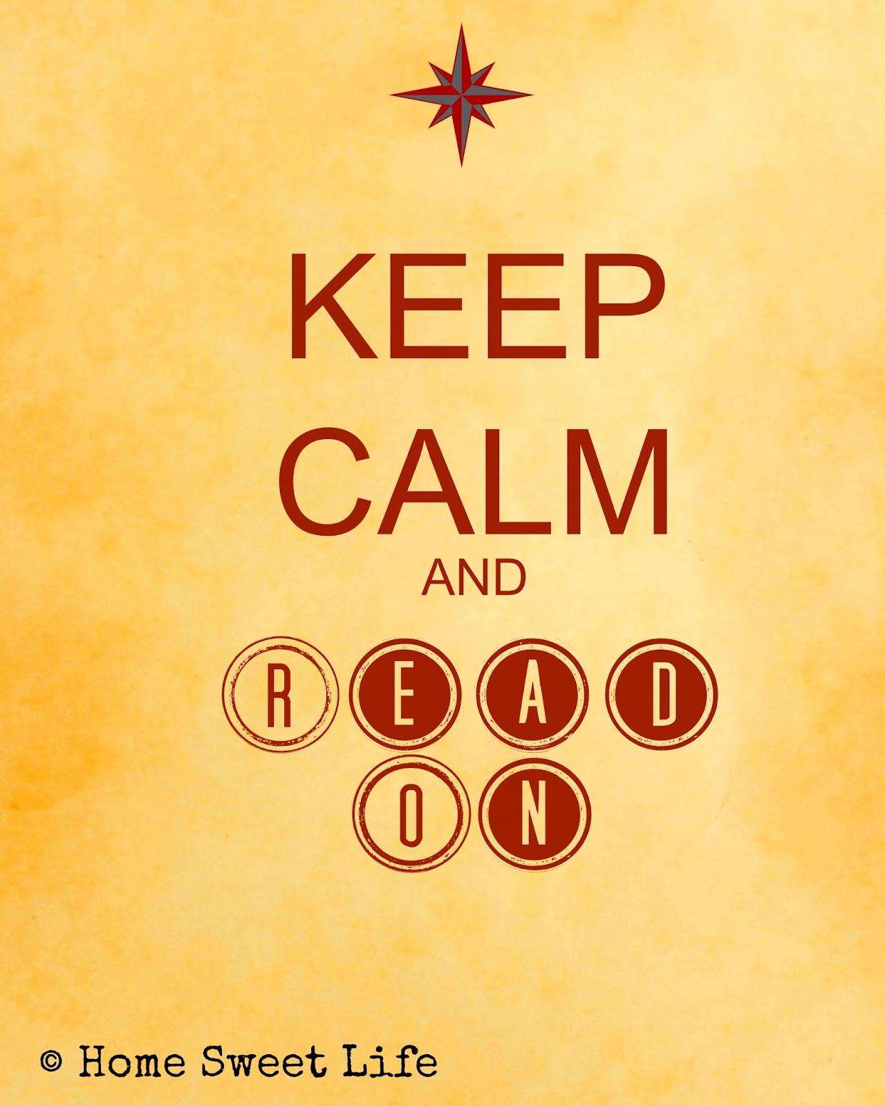 Keep Calm signs