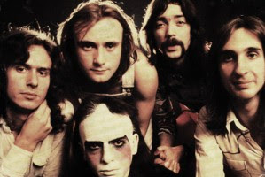 Seventies Genesis. Easy, ladies.