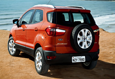 All New Ford EcoSport 2013 Review