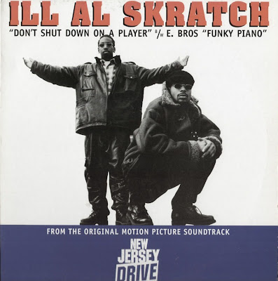 Ill Al Skratch – Don't Shut Down On A Player / Funky Piano (VLS) (1995) (320 kbps)