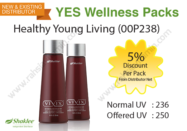 YES Wellness Pack - Healthy Young Living