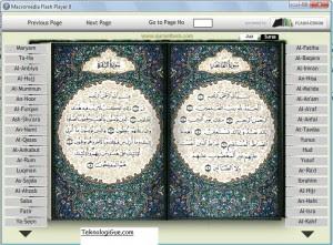 Al-Qur'an Digital Untuk komputer