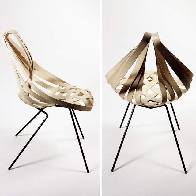 Laura Kishimoto - Saji Chair - the round button blog