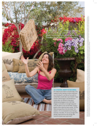 Better Homes and Gardens article