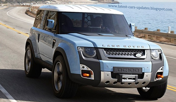 Land Rover Defender will come back to United States in next ...