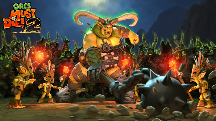 Artwork de Orcs Must Die! 2