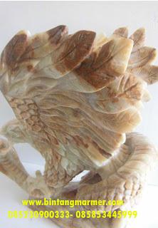 Patung Onix Marmer Antik