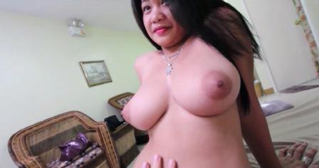 boobs big Filipina amateur