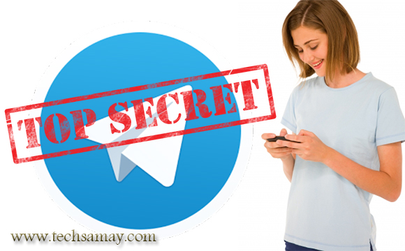 Start Secret Chat in Telegram