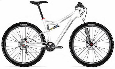 2012 Cannondale Scalpel Alloy 3 29er Bike