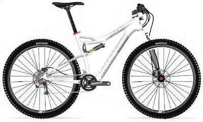 2012 Cannondale Scalpel Alloy 3 29er Bike