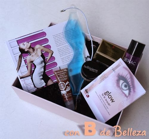 Caja Beauty lab Glossy