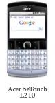 Spesifikasi dan Harga Acer beTouch E210
