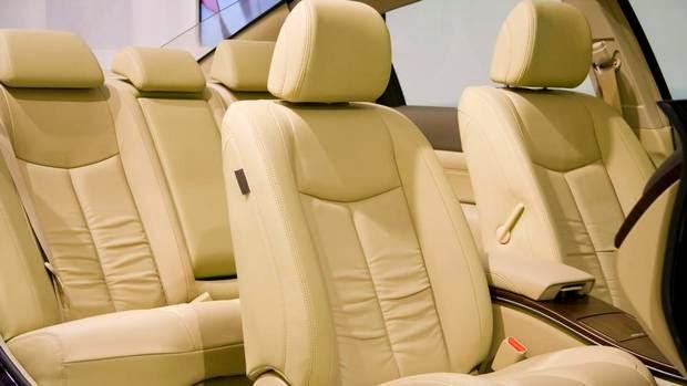 Como limpiar el asiento de cuero de los autom viles for Como limpiar asientos de cuero
