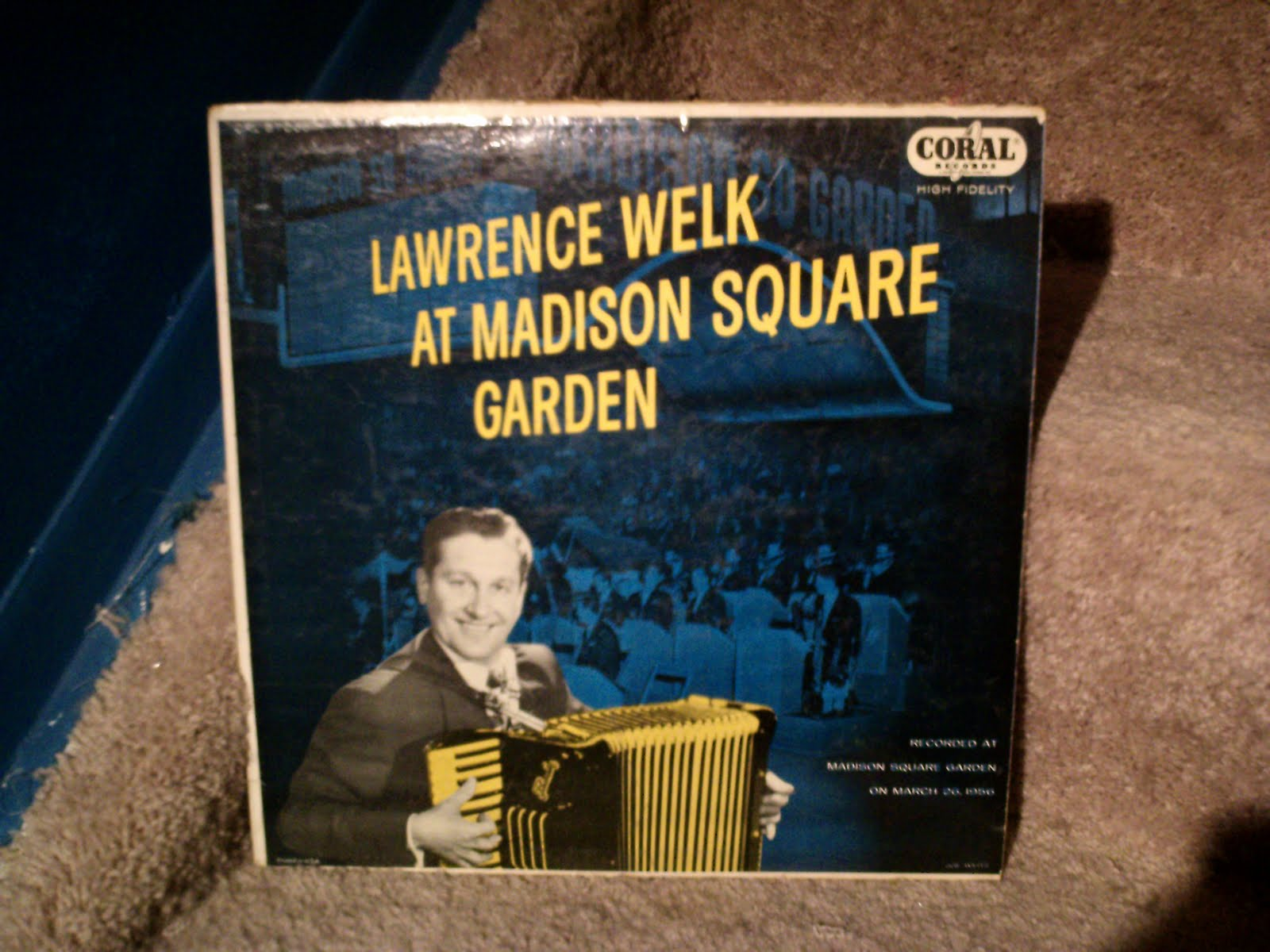 Dj Twain 39 S Lawrence Welk Collection Lawrence Welk At Madison Square Garden