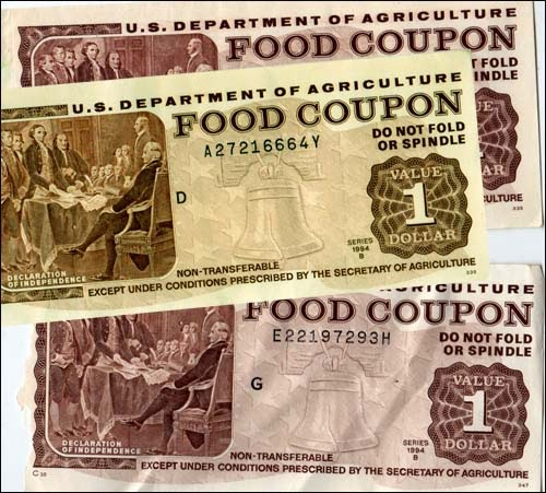 New Cuts To Food Stamps