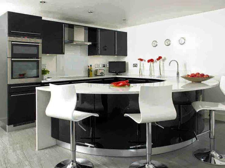 Fotos de dise o de cocinas circulares muy originales for Cocinas originales diseno