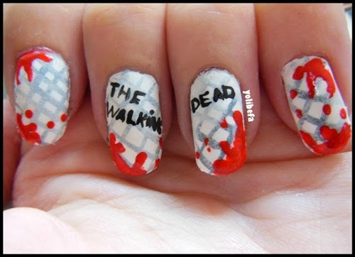 Manicura The Walking Dead