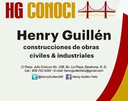 PUBLICIDAD  HENRY GUILLEN