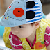 Mũ xinh mùa hè cho bé