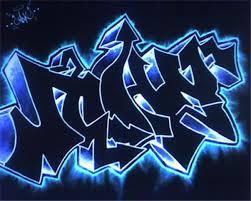 Cara Menggambar Dan Contoh Gambar Graffiti