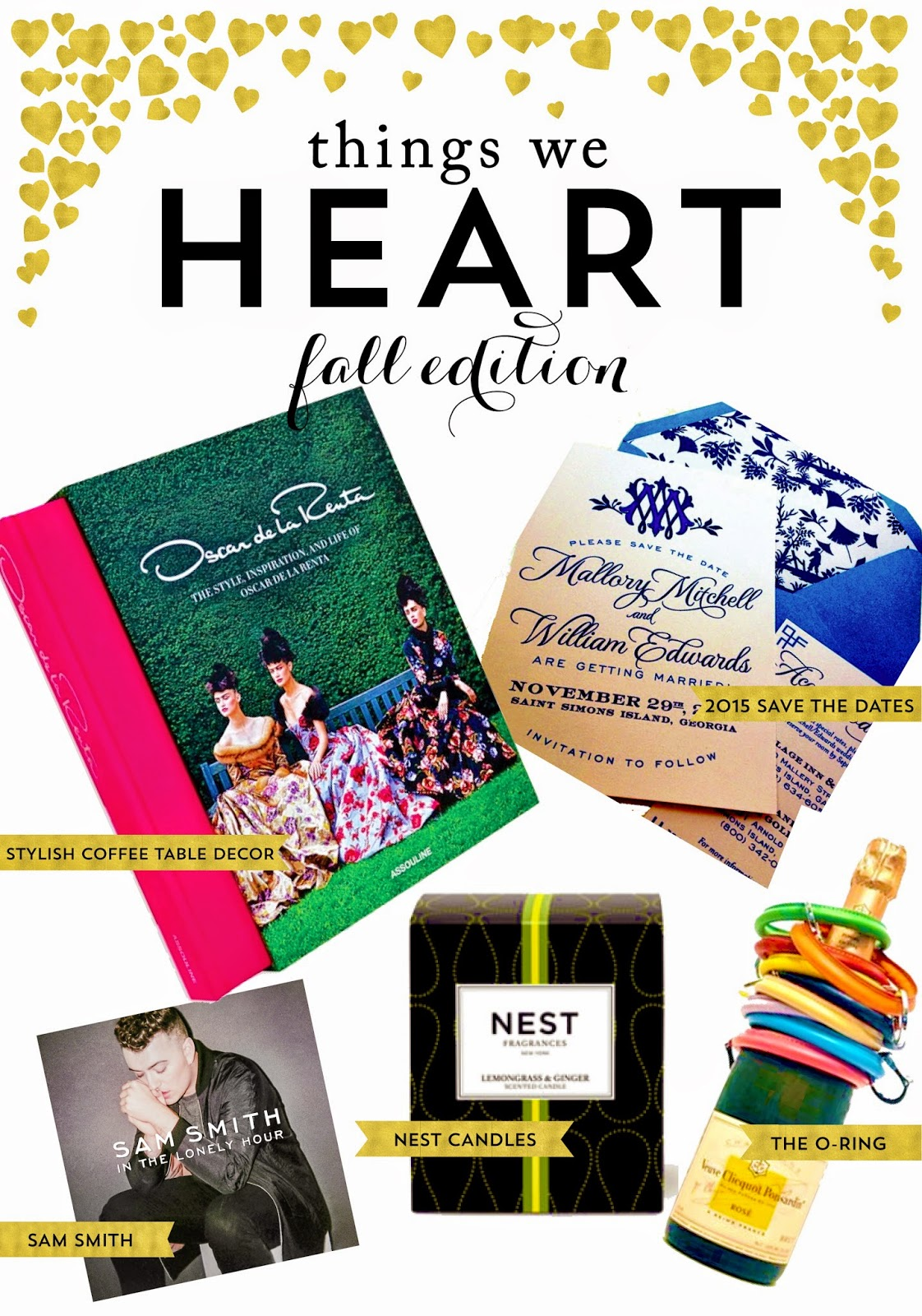 Things We Heart: Fall Edition