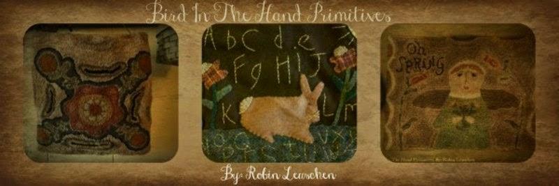 Bird In The Hand Primitives