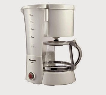 Paytm: Buy Panasonic NC-GF1 Coffee Maker and Rs.923 Cashback at Rs.956:buytoearn