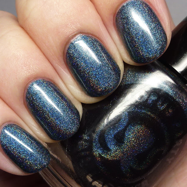 Octopus Party Nail Lacquer Polar Duress