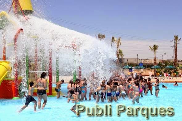 Aquagym en Terra Natura Murcia